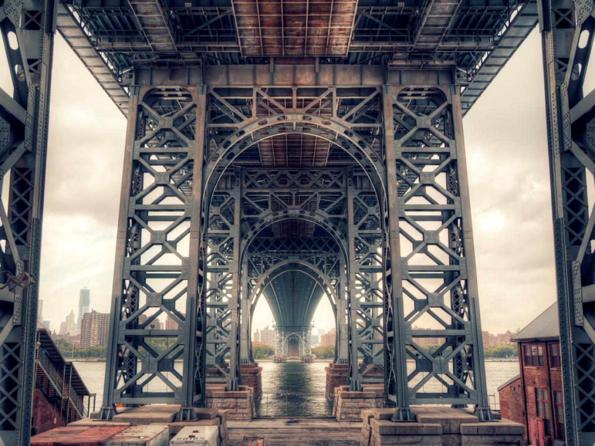 Under the Bridge - Colour