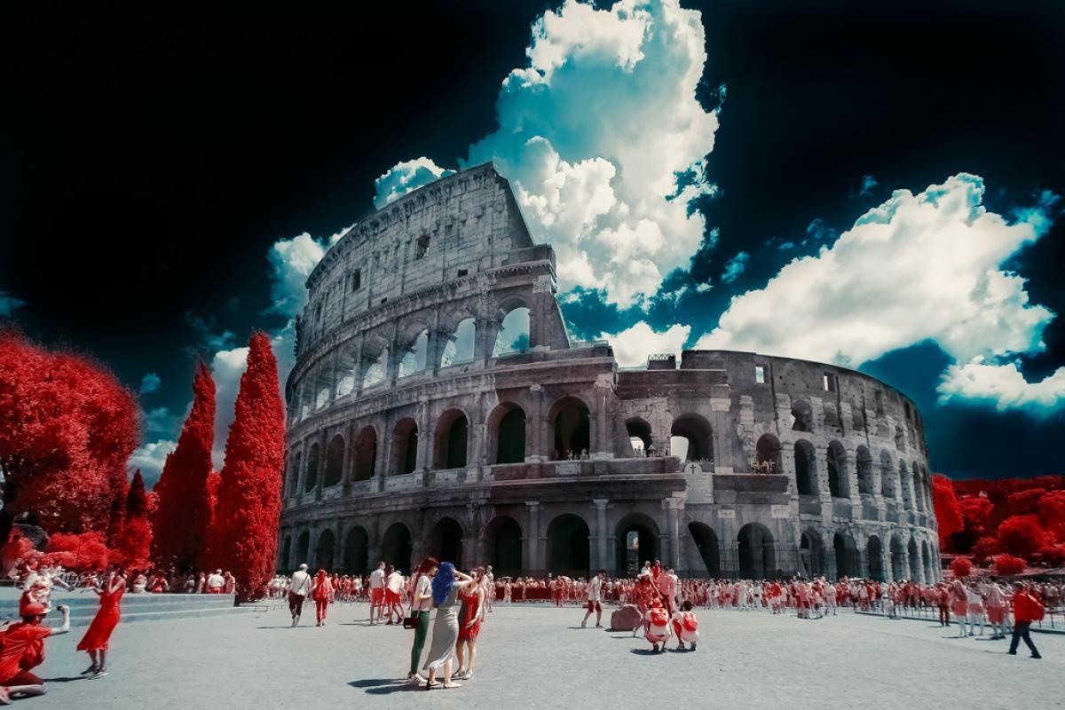Roma, Colesium