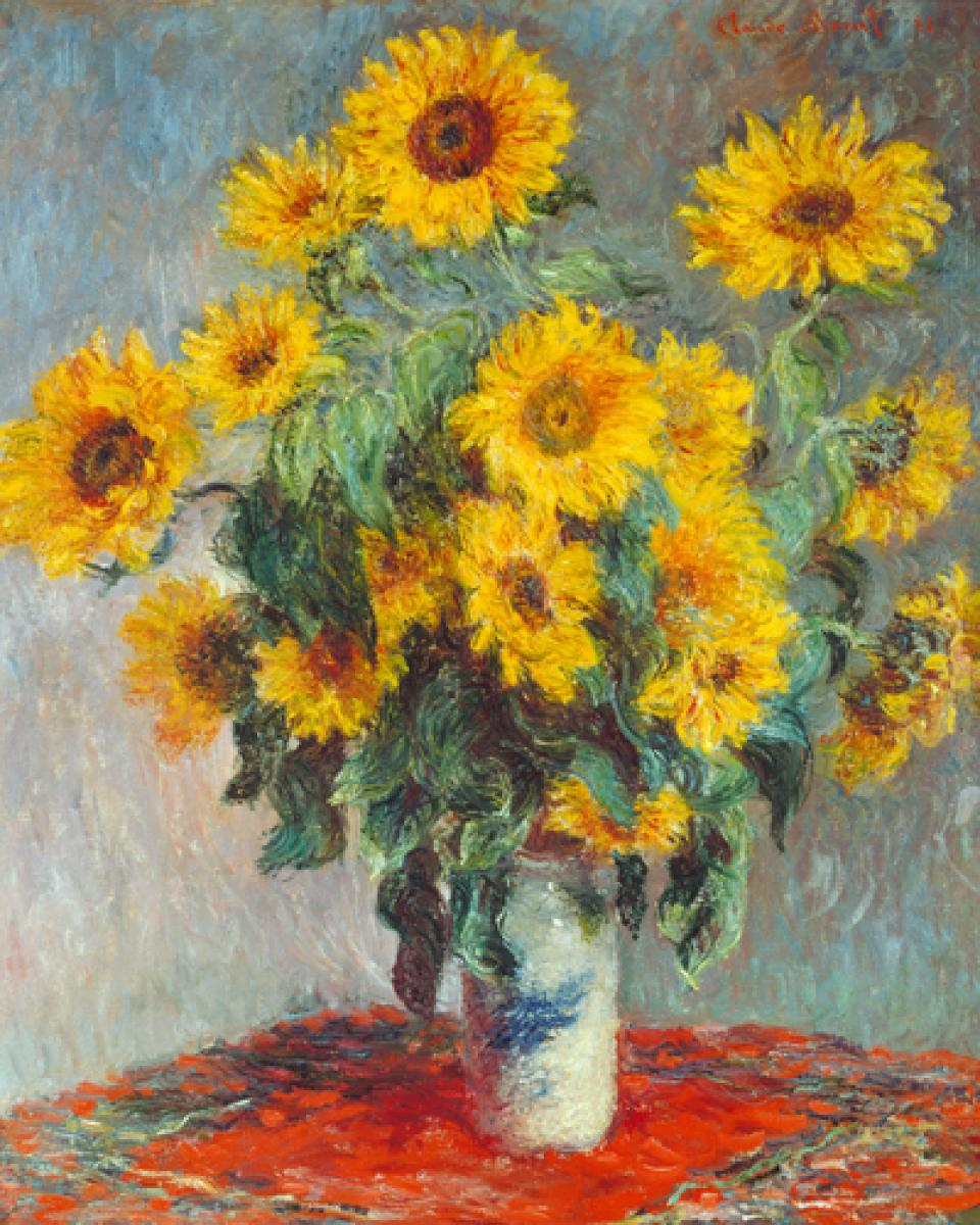 Sonnenblumen, 1880