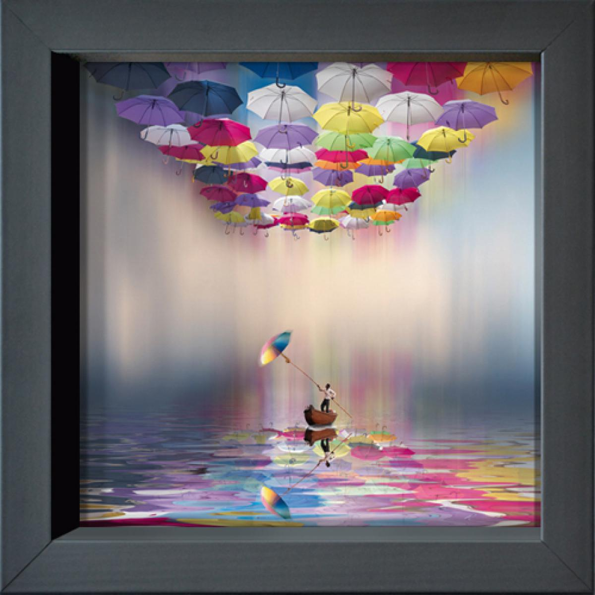 Colorer le monde : transcender