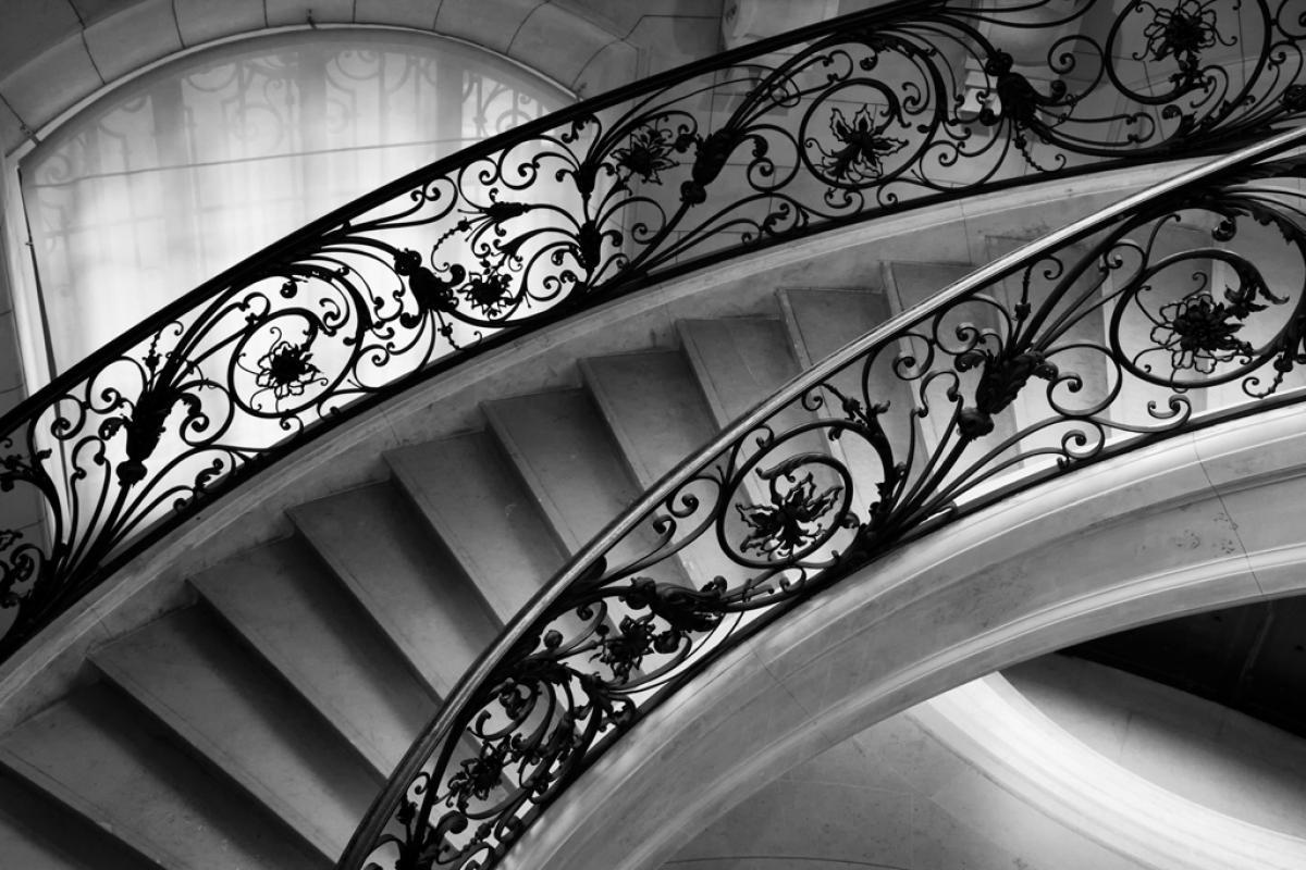 Parisian Staircase II