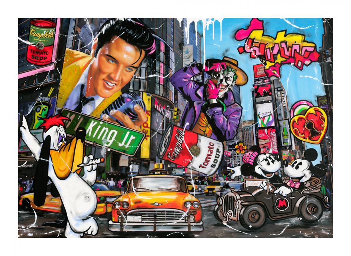 Elvis à New York