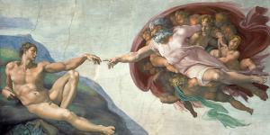 Die Erschaffung des Adams