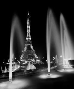 Eiffel Tower Fountains