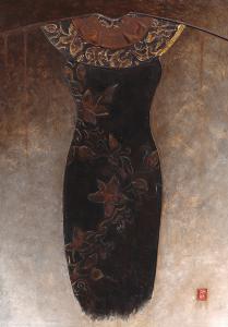 Asian Dress I