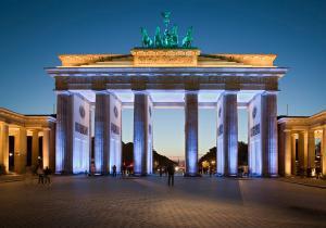 Brandenburger Tor I, Berlin