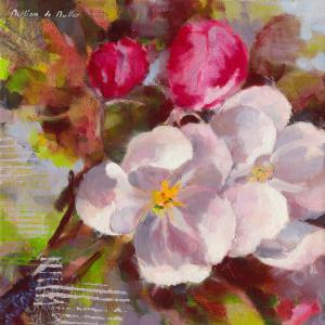 Fleurs de pommier II