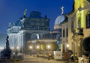 Dresden Brühler Terrassen