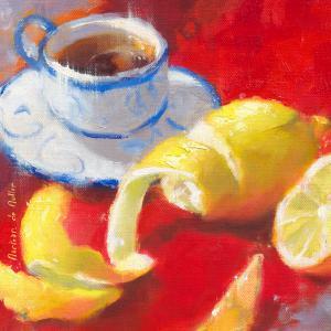 Thé au citronI