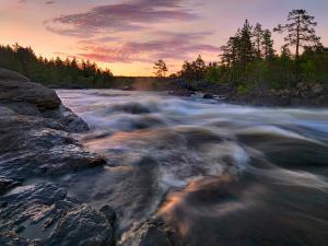 Voxnan River