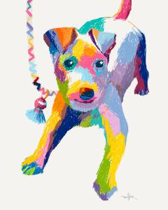 Terrier Sketch