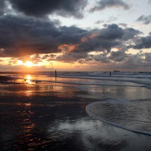 Dusky Sunset