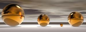 Golden Bowl I