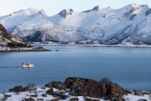 Fischerboot Lofoten