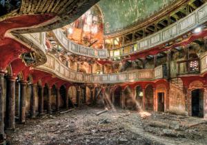 Gods Forgotten Palace