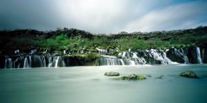 Hraunfossar-Island
