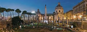 Trajansforum Kaiserforen Rom
