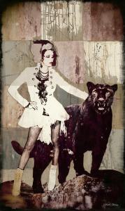Pantherfrau