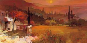 Romantic Tuscany I