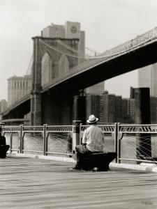 New York Man at the Brooklyn II