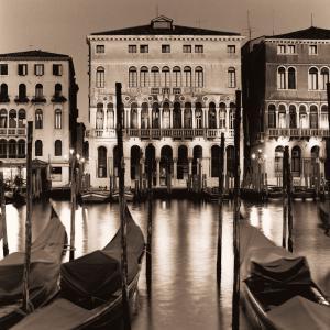 Il Gran Canale di Notte