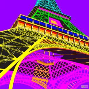 Tour Eiffel Happy