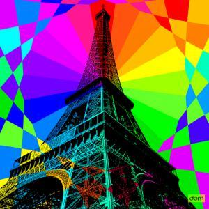 Tour Eiffel Fireworks