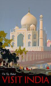 Visit India, The Taj Mahal