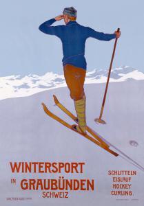 Wintersport in Graubünden
