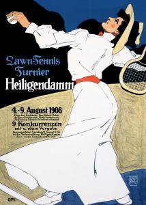 Lawn-Tennis Turnier