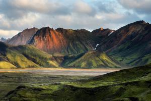 Landmannarlaugar Island