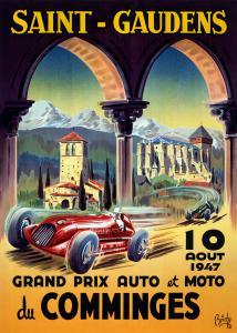 Saint-Gaudens, Grand Prix du Comminges