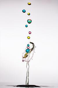 Bubble Cascada