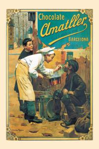 Chocolate Amatller, 1913