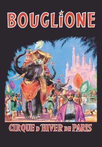 Bouglione - Cirque d´Hiver de Paris