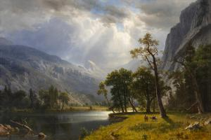 Yosemite Valley, 1866