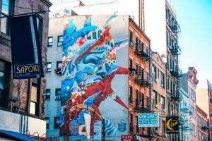 New York Graff Statue of Liberty