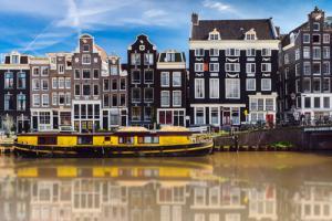 La vieille Amsterdam