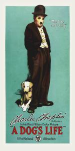 Chaplin, Charlie, A Dogs Life, 1918