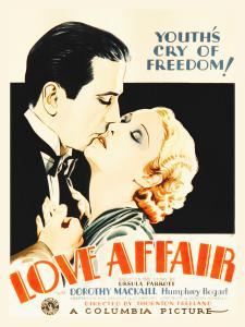 Bogart In Love Affair, 1932