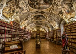 Beautiful old Library