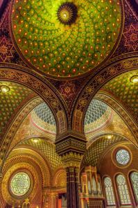 Colourful Synagoge II