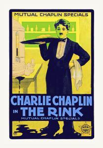Charlie Chaplin, The Rink - 1916