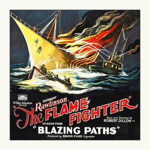 Flame Fighter - Blazing Paths - Herbert