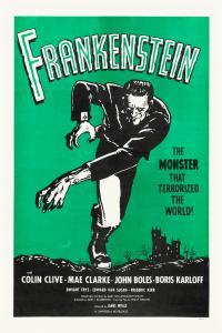 Frankenstein Rerelease 1960