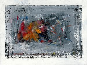 Mohnblumen abstrakt