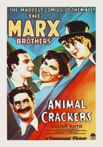 Marx Brothers - Animal Crackers 02