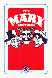 Marx Brothers - French - Cartoon - Stock