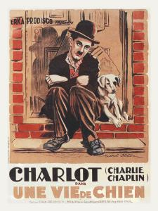 Charlie Chaplin - French - A Dog´s Life,