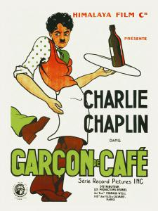 Charlie Chaplin - French - Caught in a C